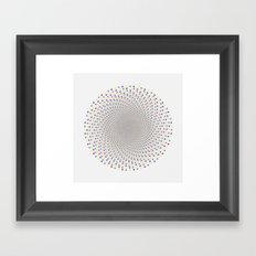 GodEye12 Framed Art Print