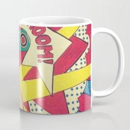 Lichtenstein Fidget Spinner Coffee Mug