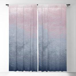 Watercolor Design #1 Blackout Curtain
