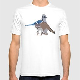 Mordecai and Rigby T-shirt