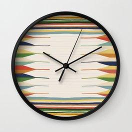 Persian style 2 Wall Clock
