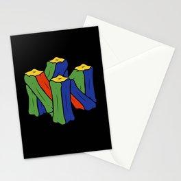 HCKD_N64 Stationery Cards