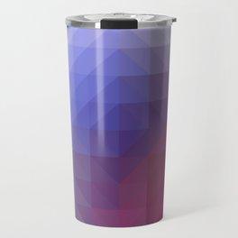 Blend Pixel Color 4 Travel Mug