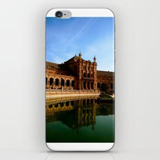Plaza de España iPhone & iPod Skin