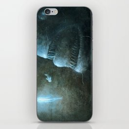 Angler Angling iPhone Skin