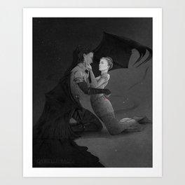 Nessian Art Print