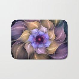Colorful Magic Flower Bath Mat
