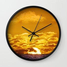 6:04 PM Hawaii Time Wall Clock