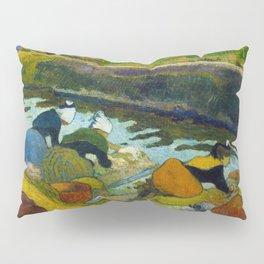 1888 - Gauguin - Washerwomen Pillow Sham