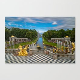 Peterhof Canvas Print