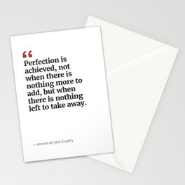 Antoine's Perfection Stationery Cards