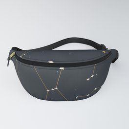 Orion and the Pleiades Fanny Pack