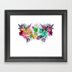 Flowers.. Framed Art Print