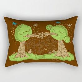 Treenagers Rectangular Pillow