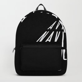 AVIATION QUOTE Backpack