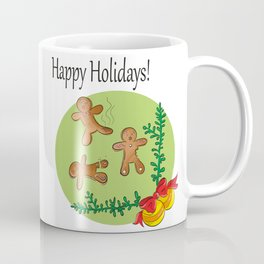 Think Of The Gingerbread Children! Coffee Mug