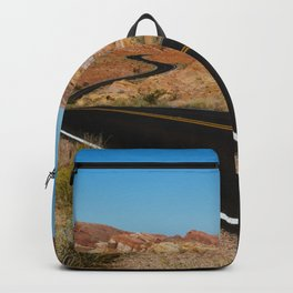 Desert Highway Backpack