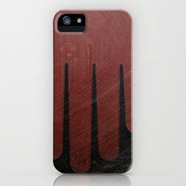 S T O P iPhone Case