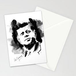 John F. Kennedy JFK Stationery Cards