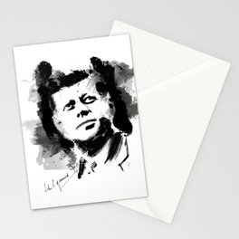 John F. Kennedy JFK Stationery Cards