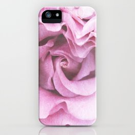 Rose Shabby Charme iPhone Case
