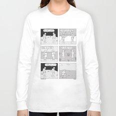 Different Long Sleeve T-shirt