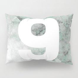 marble 9 Pillow Sham