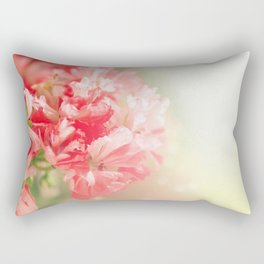 Pelargonium . Morning. Rectangular Pillow