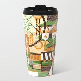 Let's Camp, shall we? Travel Mug