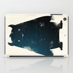 Mr. Cosmos (Color Version) iPad Case
