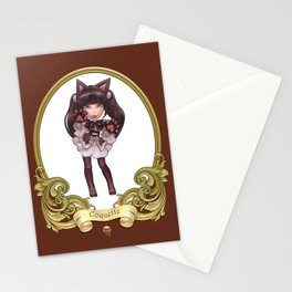 Coquette (Meido Series) Stationery Cards