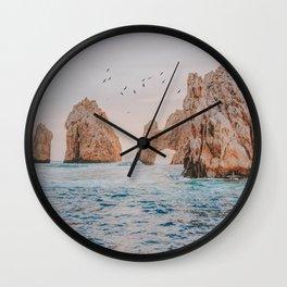 summertime iii Wall Clock