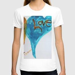 Love duo | Duo d'amour T-shirt