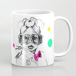 #STUKGIRL Penny Coffee Mug
