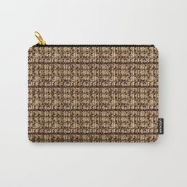 menmenmenvintagepatternhairstyles Carry-All Pouch