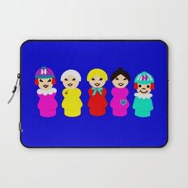 lil' Women People Laptop Sleeve