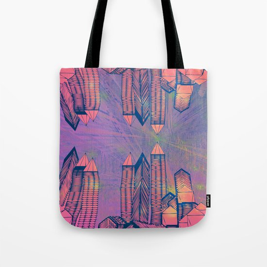 Cosmic Mirror 09-08-16 Tote Bag