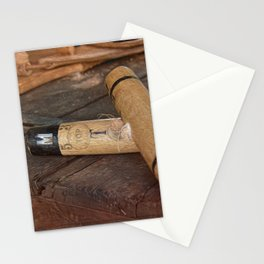 Mallet. Polo equipment Stationery Cards
