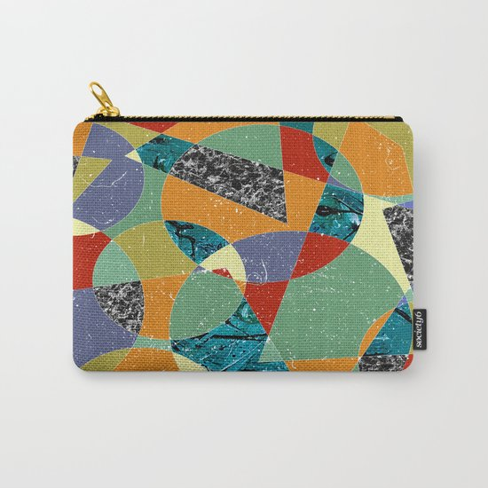 Abstract #100 Carry-All Pouch