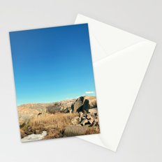 Raw Nature Stationery Cards