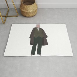 Third Doctor: Jon Pertwee Rug
