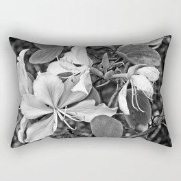 Beautiful butterfly tree flower Rectangular Pillow