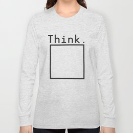Outside the Box Long Sleeve T-shirt