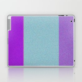 Re-Created Interference ONE No. 23 by Robert S. Lee Laptop & iPad Skin