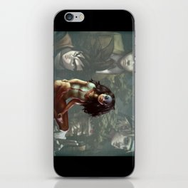Peer Pressure iPhone Skin