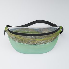 Glacier Bay Wilderness Alaska Fanny Pack
