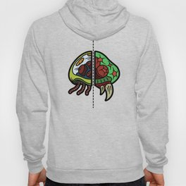 Old & New Metroid Hoody