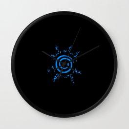 Kurama Nine-Tiles Wall Clock