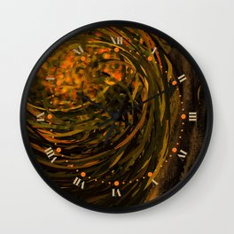 Forest No4 DA Wall Clock