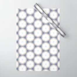 Sakura Hex by Friztin Wrapping Paper
